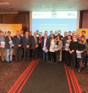 570.000 EUR from Challenge Fund for innovative business entities