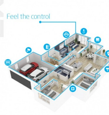Developed innovative hardware and software for smart installations